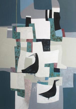 Teresa Lawton, Rooks, Tipping The Balance