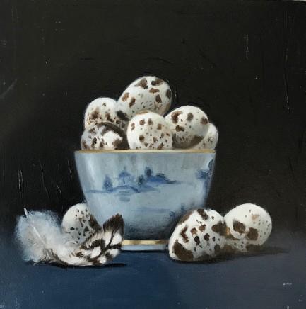 Jacqueline Taber, Quails Eggs