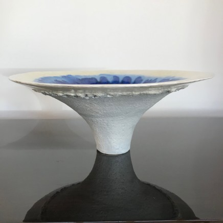 Hilary Laforce, Blue Flared Vessel