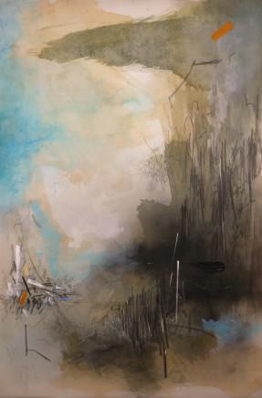 Bob Aldous, Distance between Sky and Water, 2018