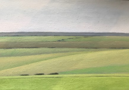 David Stubbs, Sussex Downs Near Beachy Head, Study