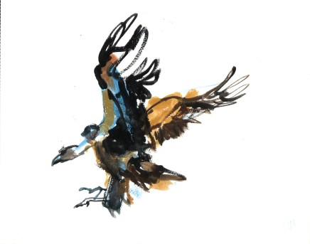 Mark Adlington , 07. Vulture Landing, 2019