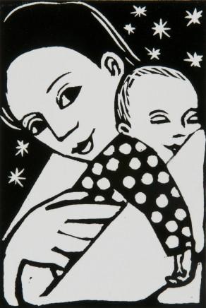 Anita Klein, Sacha Sleeping, 2017