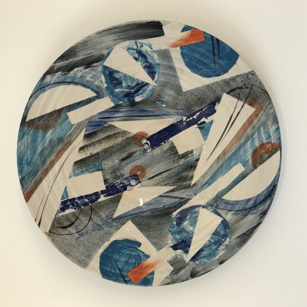 Paul Jackson, Large Madrugada Plate