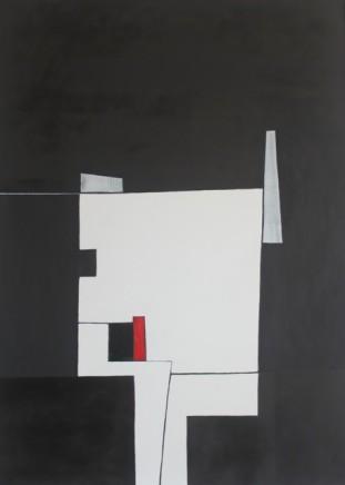 Teresa Lawton, Red Bar, 2018