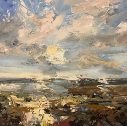 Paul Treasure, Golden Marsh, 2018