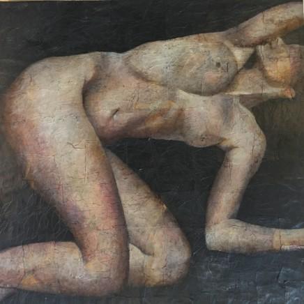 Susan Macarthur, Floating nude, 2019