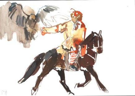 Mark Adlington , 06. Kazakh Eagle Hunter, 2019