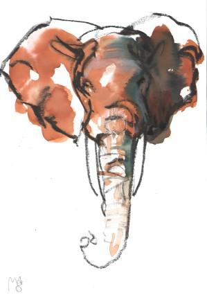Mark Adlington , 48. Head of Elephant , 2019