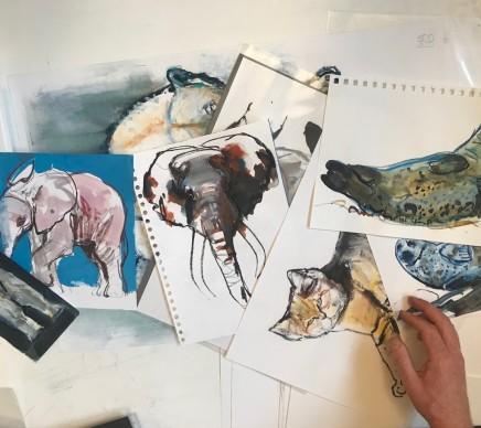 Mark Adlington Studio Sale Over 50 works of art for sale at studio prices