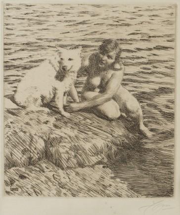 ANDERS ZORN, SAPPO, 1860 – 1920