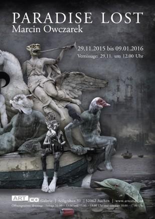 PARADISE LOST Marcin Owczarek