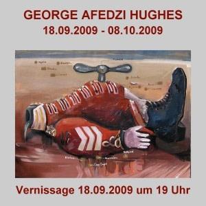 George Afedzi Hughes ARTCO Galerie