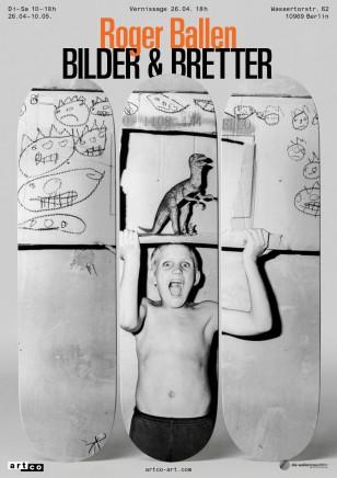 Bilder & Bretter Roger Ballen