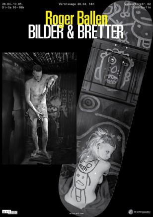 Roger Ballen - BILDER & BRETTER