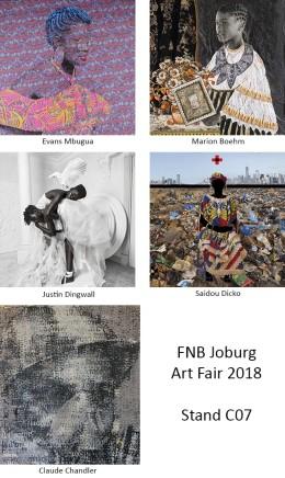 JOBURG Art Fair, Johannesburg 2018