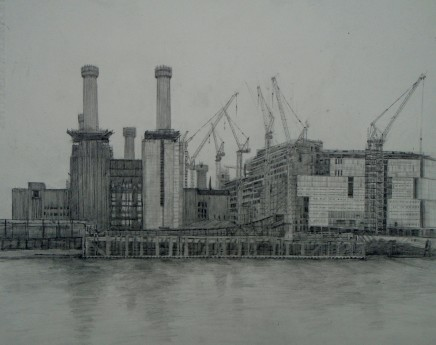 Melanie Bellis, Battersea Power Station