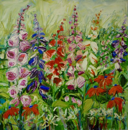 Penny Rees, Overgrown