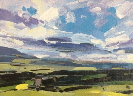 Colin Cook, Wensleydale in Spring