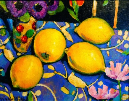 Terence Clark, Pansies and Lemons