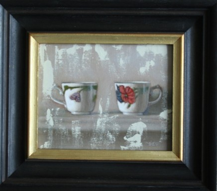Diane Urwin, Coffee Cups III