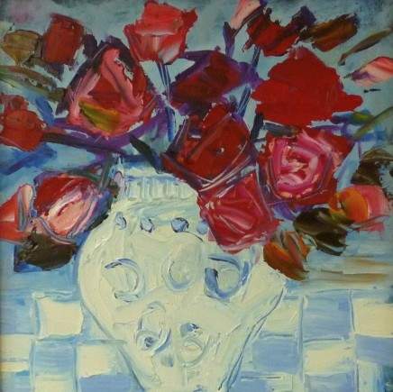 Penny Rees, Deep Red Roses