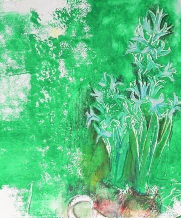 Dorothea Carr, Spring White Hyacinths