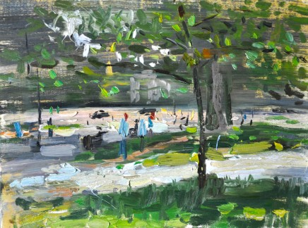 Richrd Colson, Spring in the Park