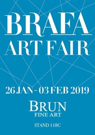 BRAFA Brussels 2019, Stand 118C