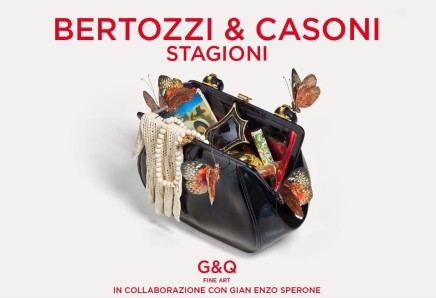BERTOZZI & CASONI Florence - In Collaboration with Gian Enzo Sperone