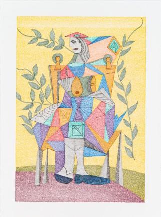 Irene Lees, 'The Past Creates The Future' Francoise Gilot , 2019