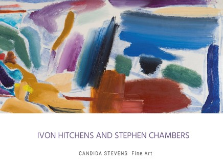 IVON HITCHENS AND STEPHEN CHAMBERS RA