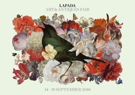 LAPADA Art & Antiques Fair, Berkeley Square, London