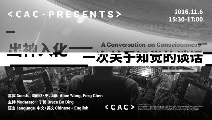 "Alice Wang and Feng Chen | ""出神入化"": A Conversation on Consciousness"