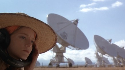 Filmstill from the movie 'Contact', 1997