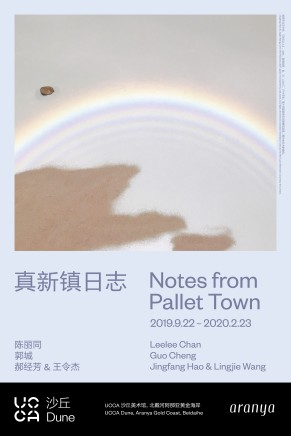 Leelee Chan | Notes From Pallet Town at UCCA Dune