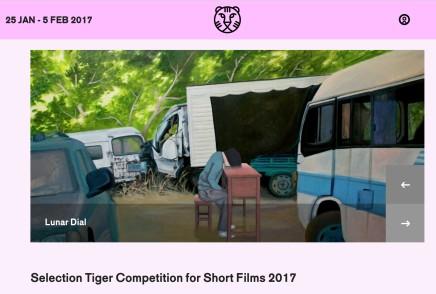 "Gao Yuan | ""Lunar Dial"" at 2017 International Film Festival Rotterdam (IFFR)"