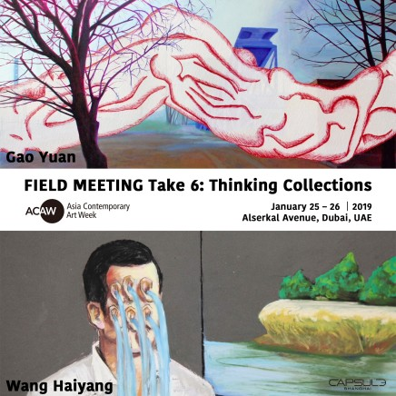Gao Yuan & Wang Haiyang | ACAW FIELD MEETING Take 6: Thinking Collections