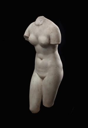Roman marble statue of Venus pudica, c.2nd century AD