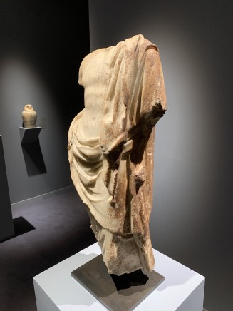 Walking through TEFAF Spring 2019