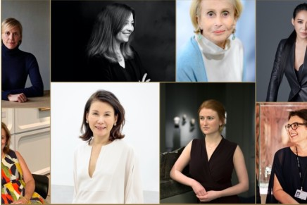8 female Tefaf Exhibitors and the woman that inspire them