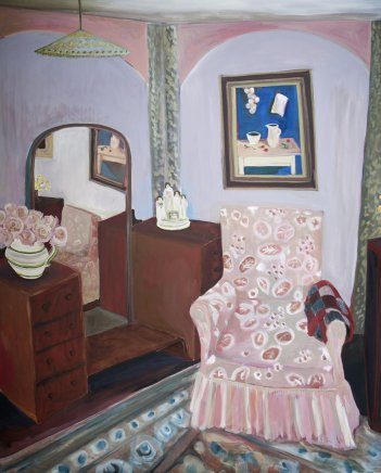 Lottie Cole 'Bloomsbury Interiors' 2013