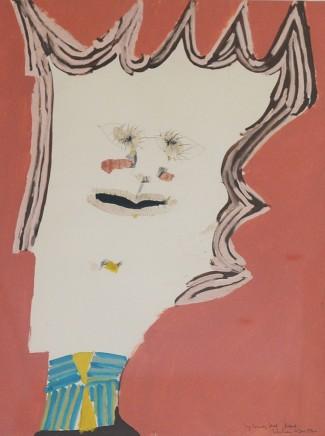 Juan Carlos Stekelman, My Carnaby Street Friend, 1970