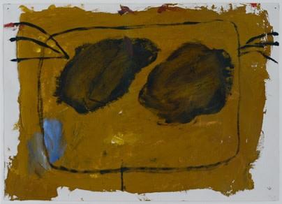 Roger Hilton, Untitled, 1958