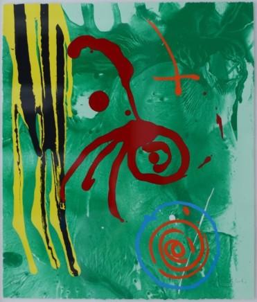 John Hoyland, Green Gnome