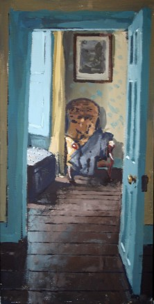 Matthew Wood, The Judge's Lodging - View to the Dressing Room