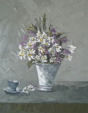 Martin Llewellyn, Bucket of Flowers