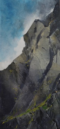 Malcolm Edwards, Looming Heights, Llanberis