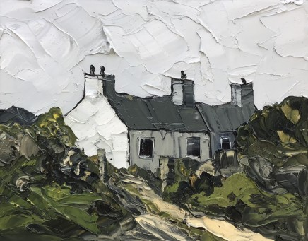 Martin Llewellyn, Cottage, Anglesey