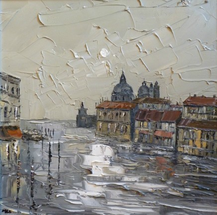 Martin Llewellyn, Grand Canal, Venice